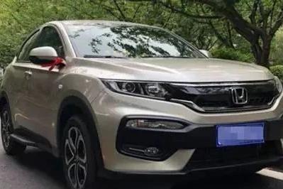 买哈弗H6的后悔了!本田最省油的SUV,百公里油耗才5升,仅12万元.
