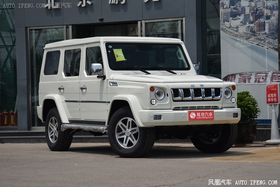 北京BJ80优惠8000元