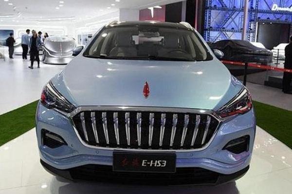 红旗开始接地气,首款纯电动SUV将上市,6秒破百,30万不买途观L