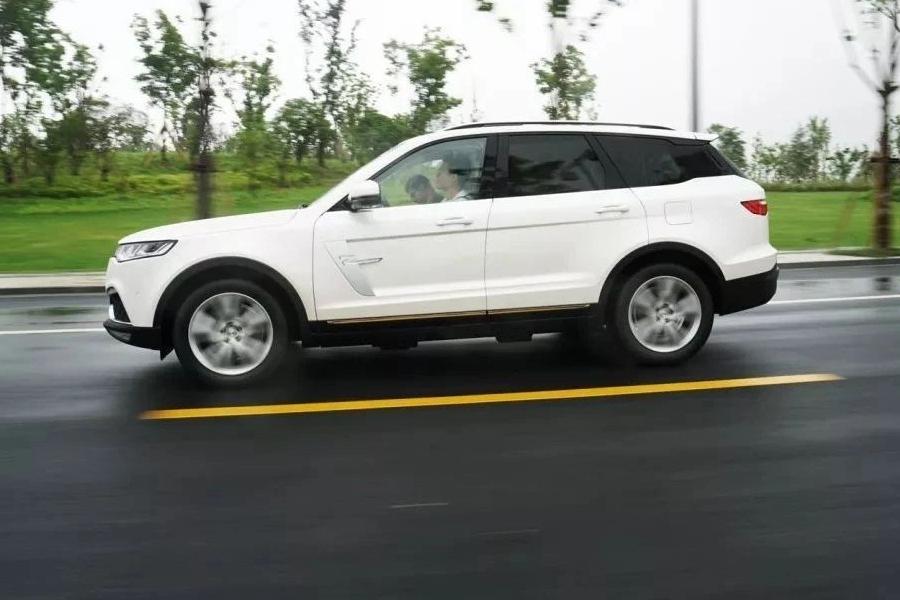 这4款7座SUV最低7万拿下 后排放倒都能做双人床!