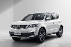 """幸福座驾再升级 新远景SUV 208项全面升级夯实""""8万级SUV引领者"""""""