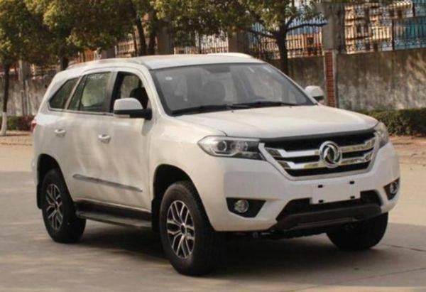 中国中大型SUV坑有多深,东风这款中型SUV几乎没人知道,去年上市