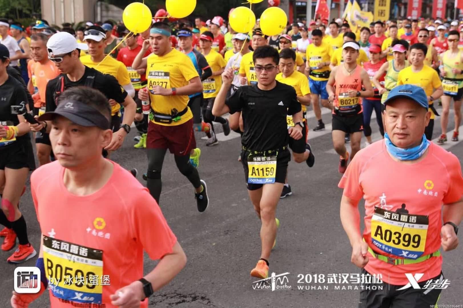 一位18次马拉松跑者的自白:坚持也是一种幸福!