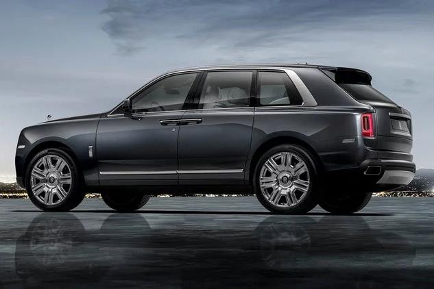 劳斯莱斯首推SUV车型,顶级奢华+越野性能,帅爆了!