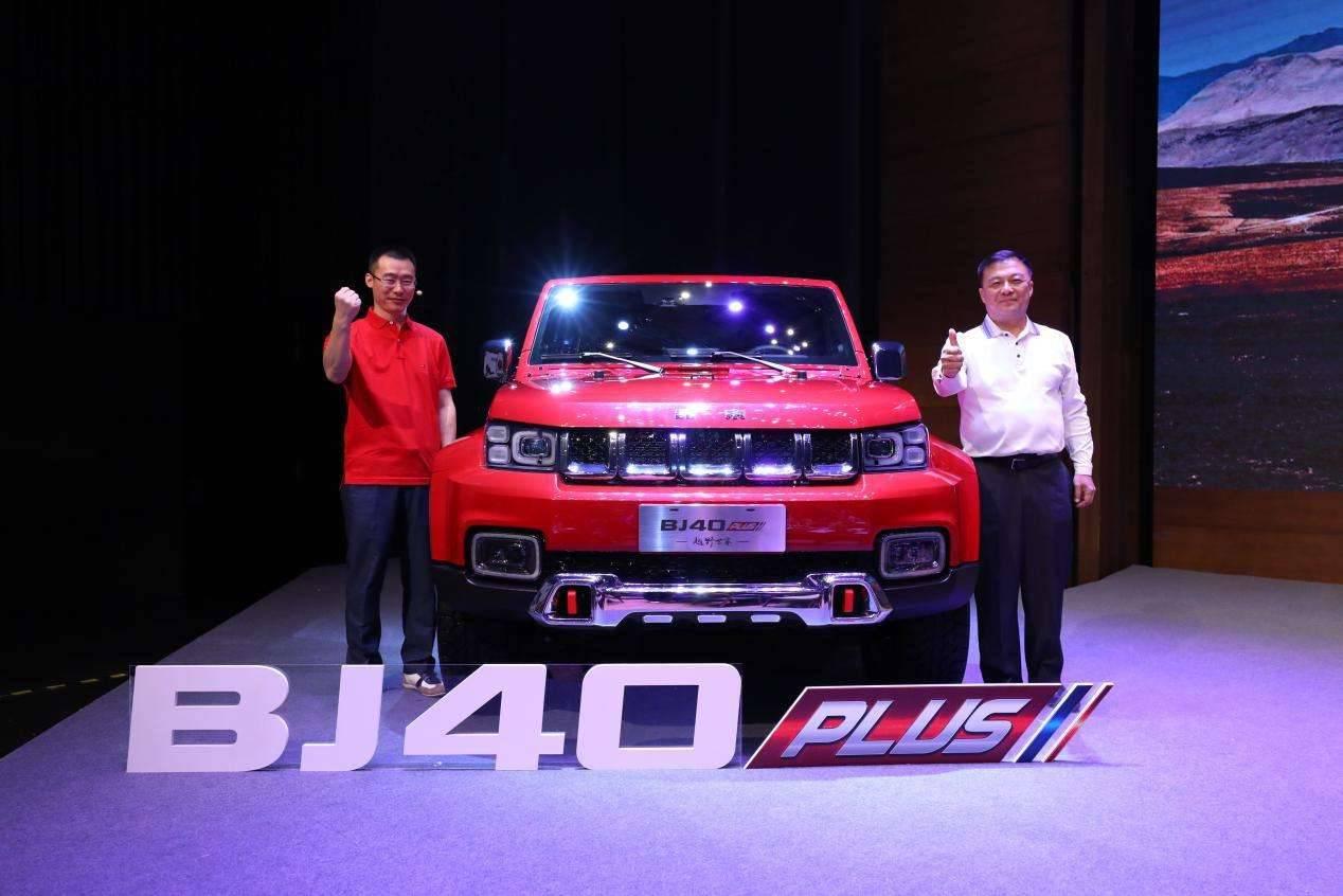 BJ40 plus 15.98万起能拯救BJ40惨淡的销量吗