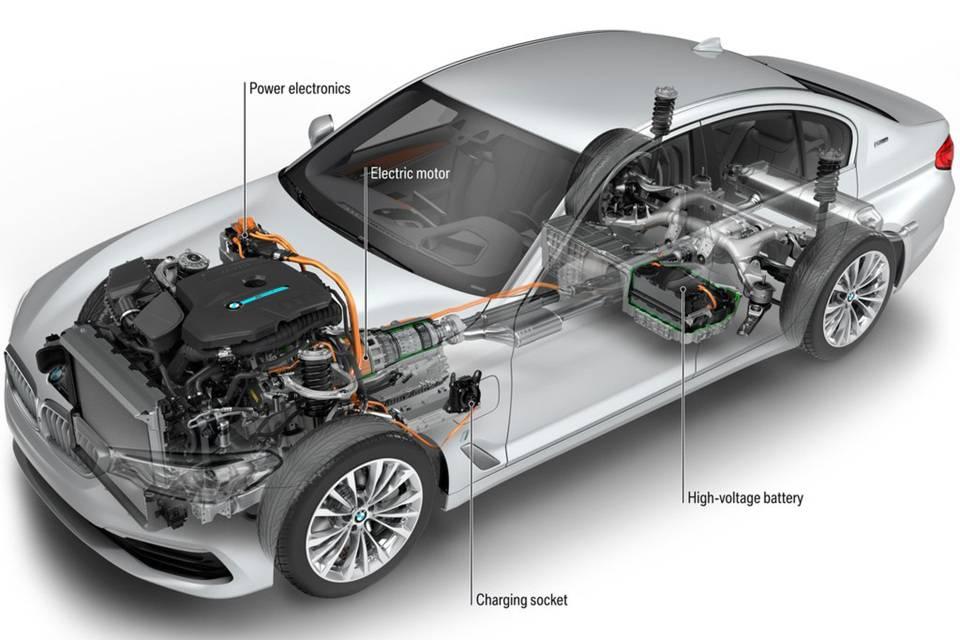涨知识!原来新能源车电池组布置形式有这些方式