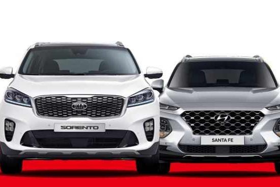 索兰托和胜达, 这才是韩国中型SUV的水平