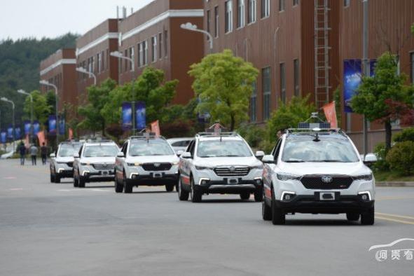 黑科技最强国产SUV,控制5辆无人车自动泊车,智能完爆途观和RAV4