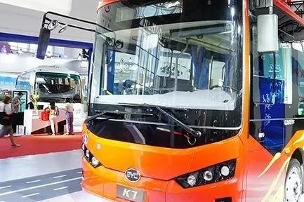 比亚迪中型纯电动客车C7&K7上市 目标全米段市场领先