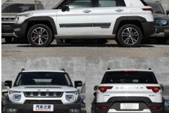 十万级自主品牌SUV  北京(BJ)20、传祺GS4和长安CS75该怎么选?