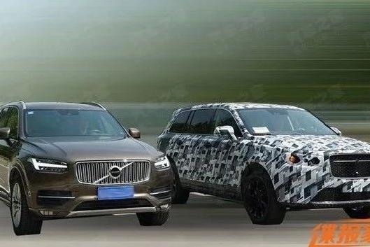 【新车】车和家中大型SUV谍照曝光 将于年内发布