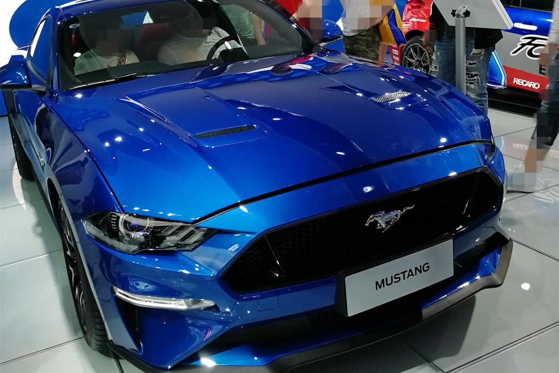 2018款福特Mustang来袭,暴力美学能否得以延续?