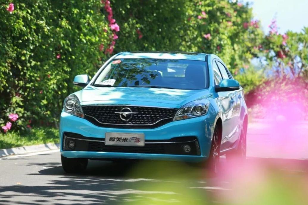 钟观 | 断舍离之后的一汽海马,推出福美来F5聚焦A级家轿市场?