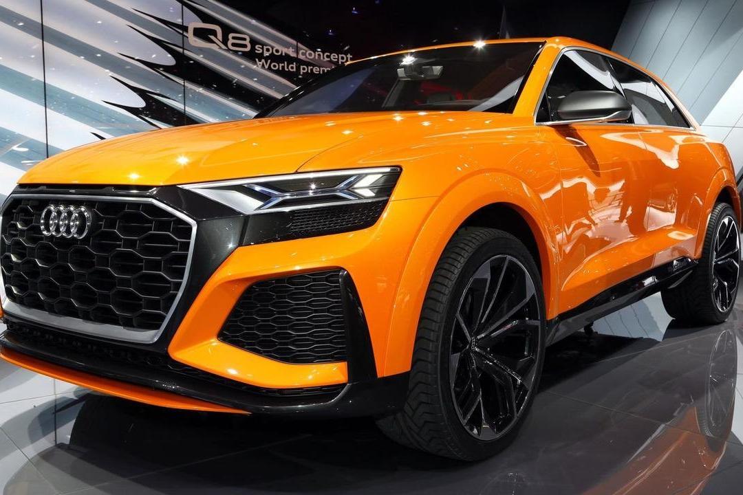 奥迪旗舰SUV Q8即将发布,科技感爆棚,请给国人一个不买的理由