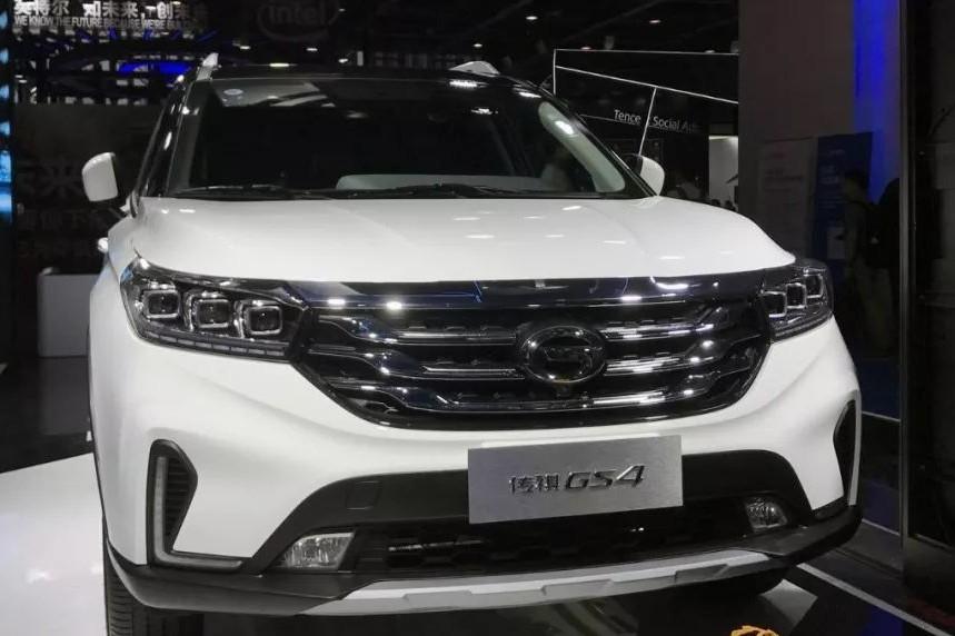 新款GS4能撼动H6的霸主地位吗?6月上市新车盘点