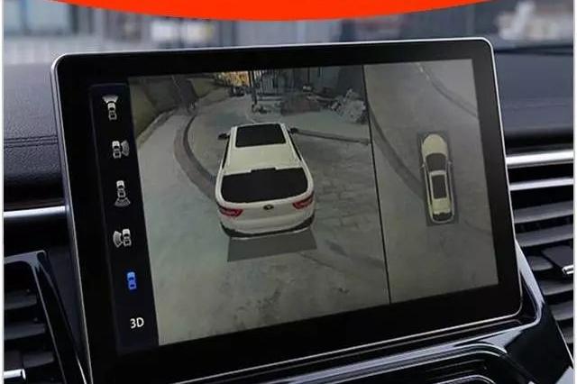 14.99万买顶配,这台SUV外形国际范,配置不输25万合资车!