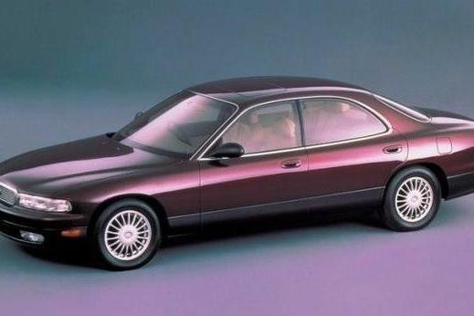 堪称90年代最漂亮的车!无框车门,自带黑科技,比皇冠公爵都大气