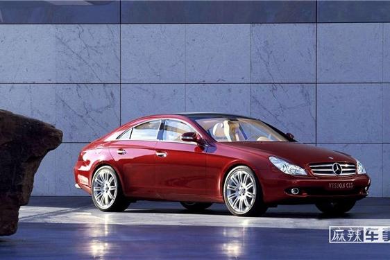 全新奔驰CLS不负众望,仍是优雅的四门轿跑