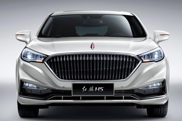 软硬兼修,自主品牌高端B级车的红旗H5,能否杀出合资重围?