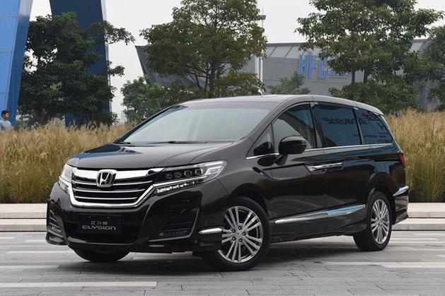 东风本田艾力绅现车价格 优惠高达1.2万
