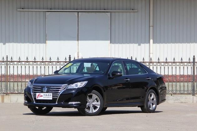 一汽丰田皇冠新低价 优惠高达2万元
