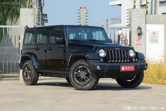 Jeep牧马人限时优惠 目前优惠高达4万元
