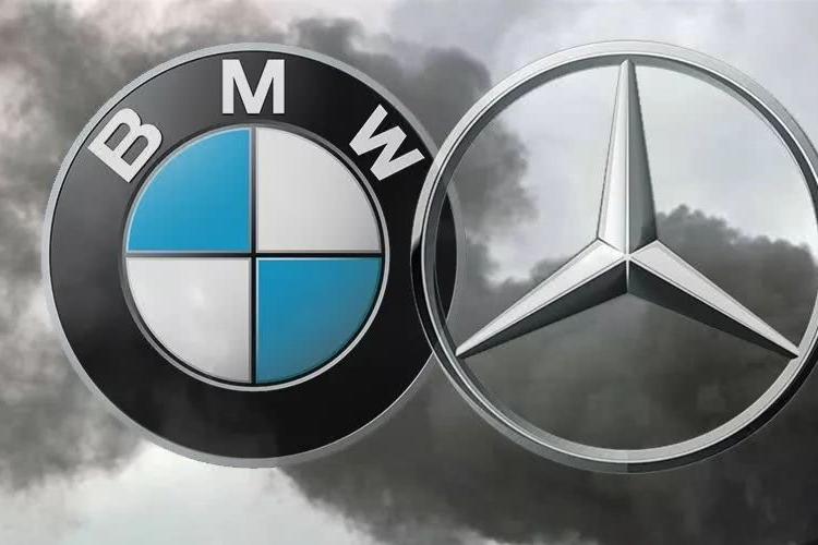 巨额罚款、测试成本增加、新车无法销售:柴油门害惨了奔驰宝马