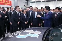 """总理造访丰田强势霸屏,""""跟随者""""日系电动车能否再创辉煌?"""