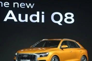 除了全球首发的Q8,奥迪在深圳还放了哪些大招?