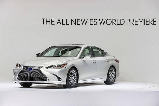 雷克萨斯GS或将迎来全新一代,最快10月发布