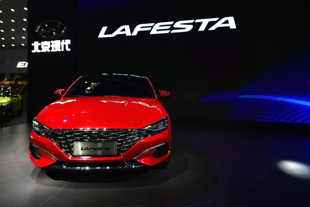 三款新车重庆造  北京现代开启本土化加速模式