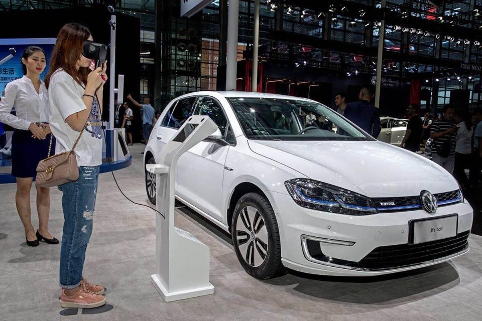 深港澳车展现场,哪些大众进口汽车车型最值得买?