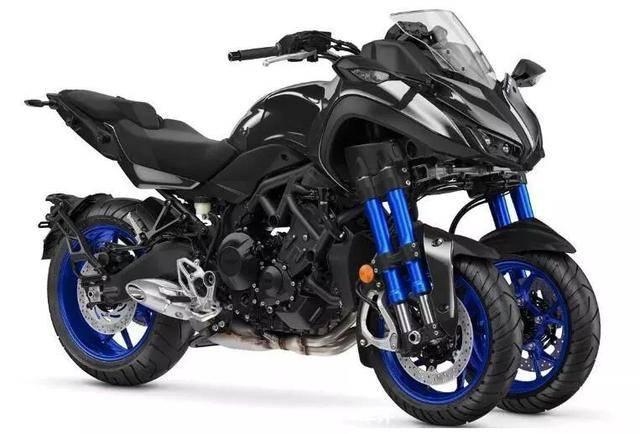 倒三轮摩托即将开放,比两轮车安全,还自带顶篷,再不怕刮风下雨