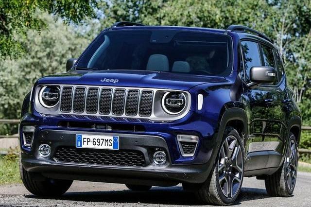 Jeep新款自由侠正式亮相 外观更显精致