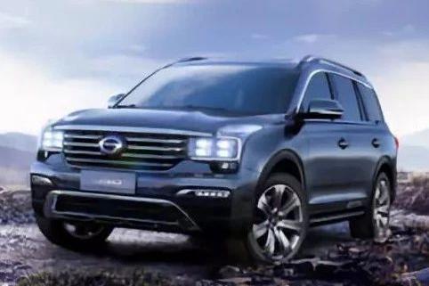 传祺GS8,是怎样炼成中国品牌中大型SUV标杆的?