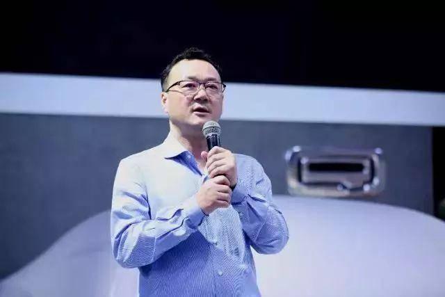 陈思英履新观致首show:为用户而生的新时代中国高端品牌