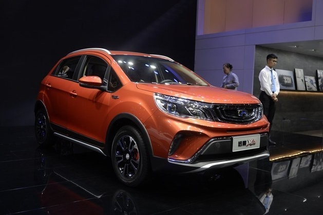 徐州远景X3 售价5.09万元起可试乘试驾