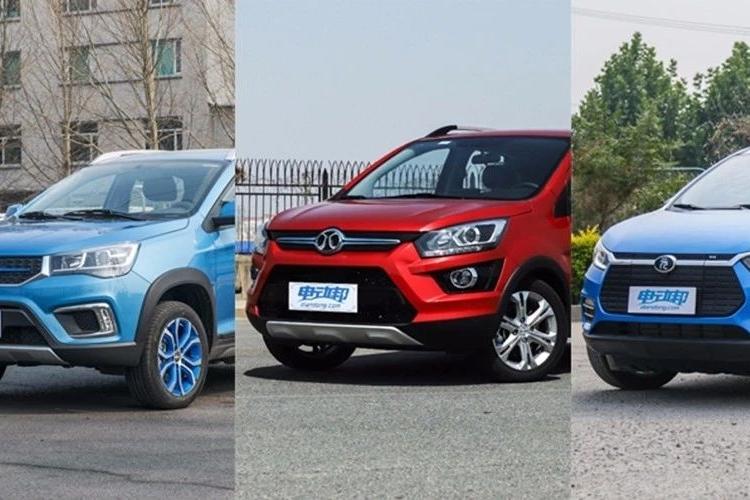小型纯电SUV大横评:元EV360、瑞虎3xe 400、北汽新能源EX360 怎么选?
