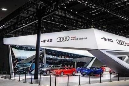 一汽-大众奥迪携强大产品阵容亮相2018深港澳国际车展