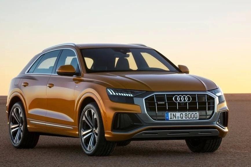 旗舰级SUV重新定义新豪华 奥迪Q8全球首发