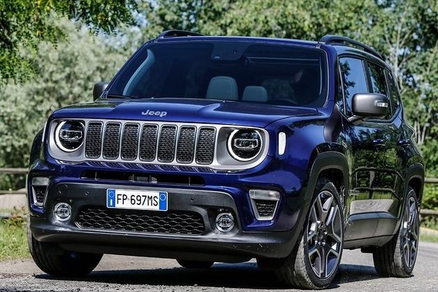 Jeep新款自由侠官图发布 外观细节优化