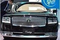 这辆丰田是日本皇室御用,造价280万,档次完爆奔驰宝马!