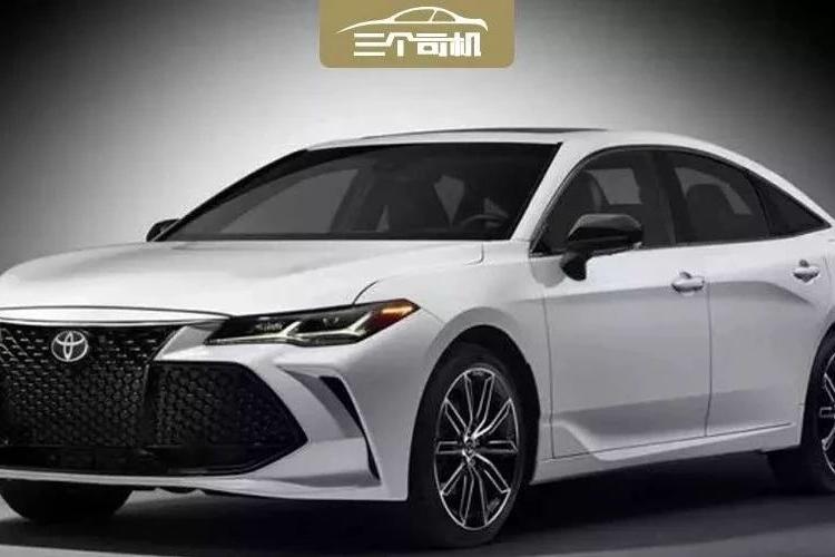 丰田引入亚洲龙,定位凯美瑞之上,颜值比锐志更高