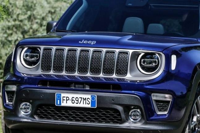 2019款Jeep自由侠更运动范儿,1.3排量最大功率180马力