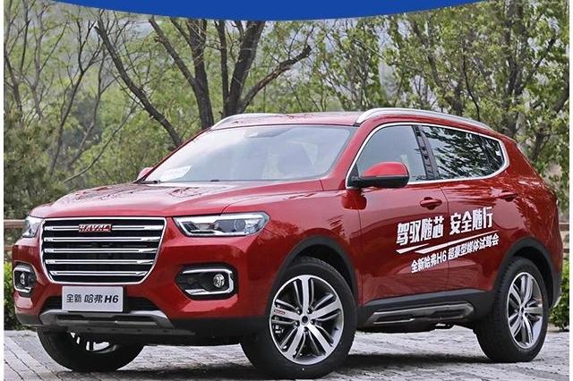 5月份,这4台高人气SUV刚刚推出新车型,配置、动力升级!