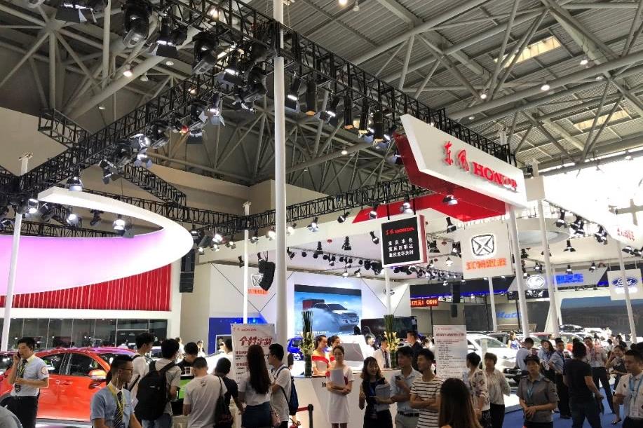 """重新开售的CR-V亮相重庆车展,""""神车""""热度依旧!"""