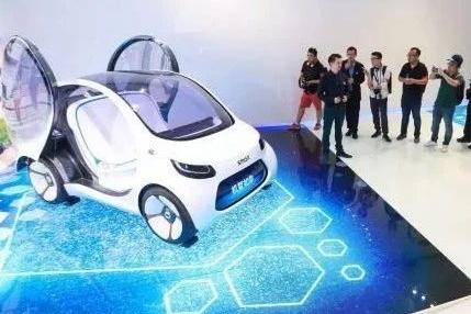 行业   畅行智慧未来,畅享新意生活,梅赛德斯-奔驰CES媒体科技日