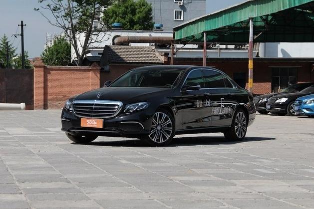 奔驰E级售价41.98万元起 欢迎试乘试驾