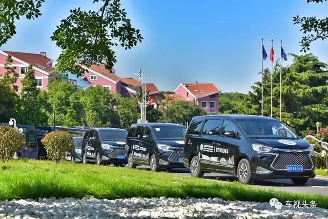 引领中国品牌走向世界,助力上合峰会,瑞风M6高品质获官方认可