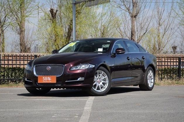成都捷豹XJ新价格 直降18.8万现车销售